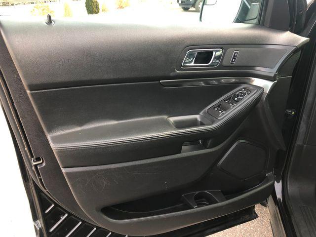2015 Ford Explorer AWD 4WD Police Osseo, Minnesota 16