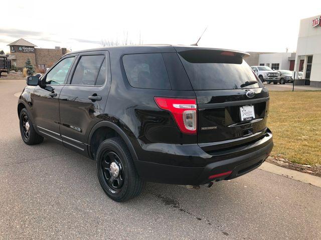 2015 Ford Explorer AWD 4WD Police Osseo, Minnesota 4