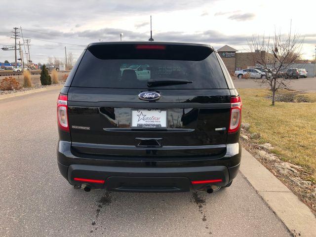 2015 Ford Explorer AWD 4WD Police Osseo, Minnesota 7
