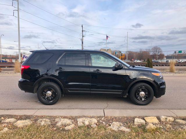 2015 Ford Explorer AWD 4WD Police Osseo, Minnesota 3