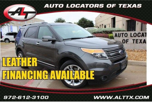 2015 Ford Explorer Limited in Plano, TX 75093