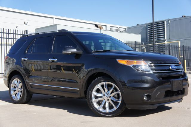 2015 Ford Explorer Limited * 1-OWNER * Pano Roof * 20s * NAV * BU Cam