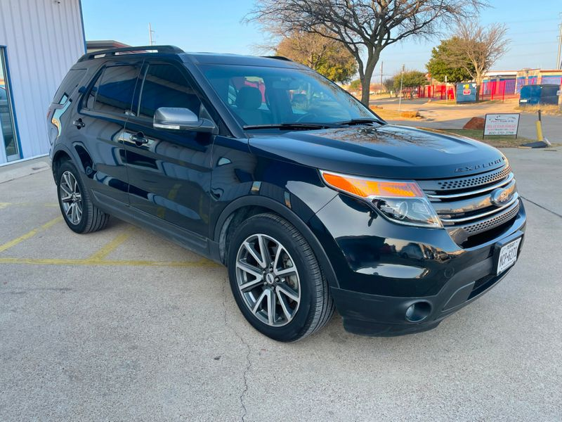 2015 Ford Explorer XLT in Rowlett, Texas