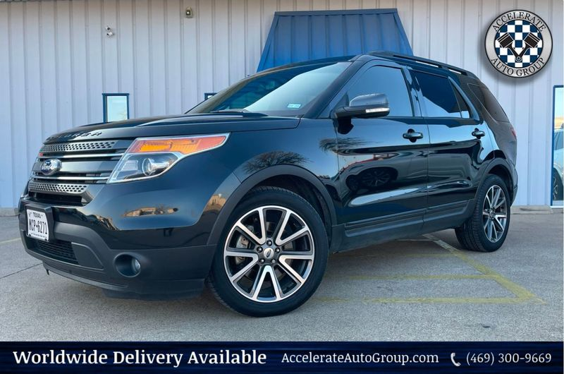 2015 Ford Explorer XLT in Rowlett Texas