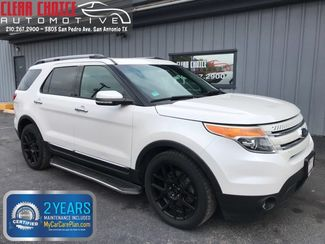 2015 Ford Explorer Limited in San Antonio, TX 78212