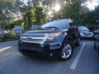 2015 Ford Explorer XLT LEATHER. NAVIGATION. WHEELS SEFFNER, Florida