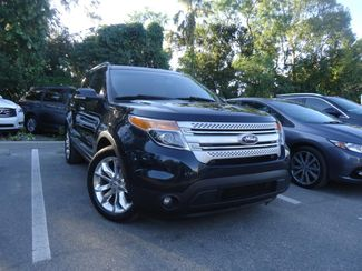 2015 Ford Explorer XLT LEATHER. NAVIGATION. WHEELS SEFFNER, Florida 7