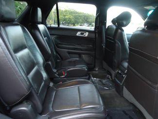 2015 Ford Explorer XLT 4X4. LEATHER. NAVIGATION SEFFNER, Florida 18