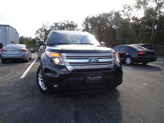 2015 Ford Explorer XLT 4X4. LEATHER. NAVIGATION SEFFNER, Florida 8