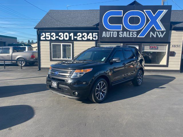2015 Ford Explorer XLT in Tacoma, WA 98409