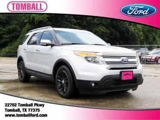 2015 Ford Explorer XLT in Tomball, TX 77375