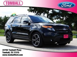 2015 Ford Explorer Sport in Tomball TX, 77375