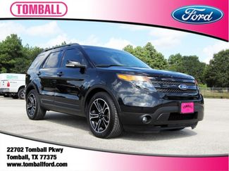 2015 Ford Explorer Sport in Tomball, TX 77375