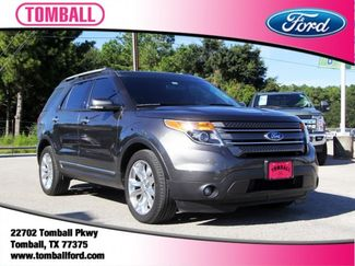 2015 Ford Explorer Limited in Tomball, TX 77375