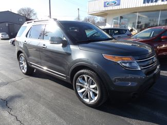 2015 Ford Explorer Limited Warsaw, Missouri 18