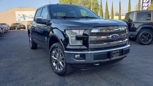 2015 Ford F-150 4WD King Ranch FX-4