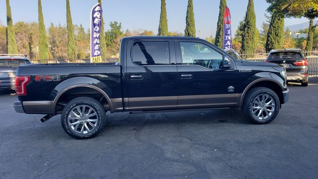 2015 Ford F-150 4WD King Ranch FX-4 in Campbell, CA 95008
