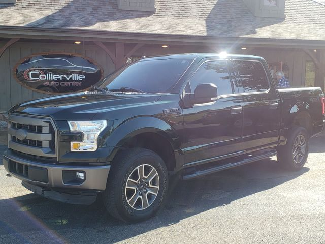 2015 Ford F-150 4X4 XLT in Collierville, TN 38107