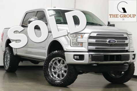2015 Ford F-150 4X4 Platinum in Mooresville