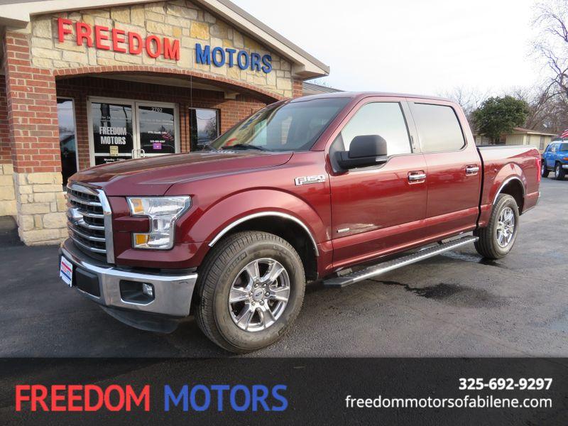 2015 Ford F-150 XLT | Abilene, Texas | Freedom Motors  in Abilene Texas