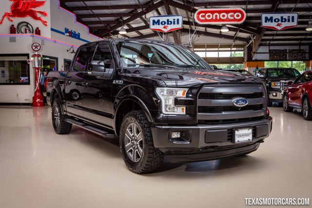 2015 Ford F-150 Lariat 4X4 in Addison Texas, 75001