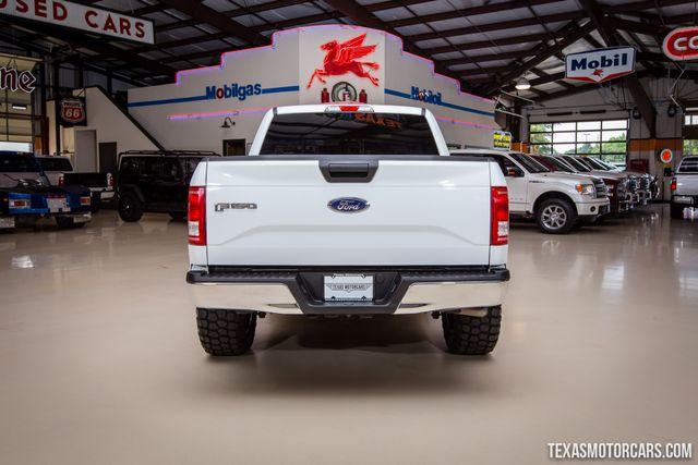 2015 Ford F-150 XLT 4X4 in Addison Texas, 75001