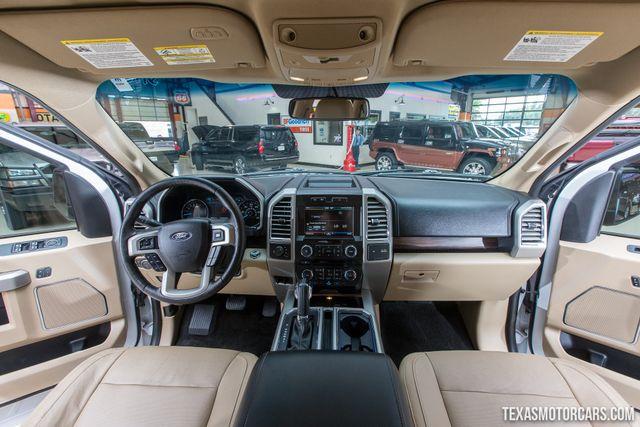2015 Ford F-150 Lariat 4X4 in Addison Texas, 75001