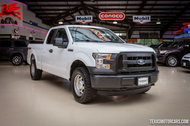 2015 Ford F-150 XL 4X4 in Addison Texas, 75001