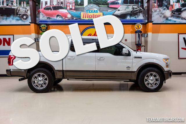 2015 Ford F-150 King Ranch 4X4
