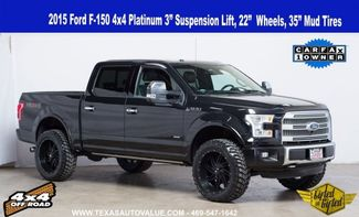 2015 Ford F-150 Platinum in Dallas, TX 75001