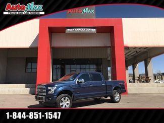 2015 Ford F-150 Platinum in Albuquerque, New Mexico 87109