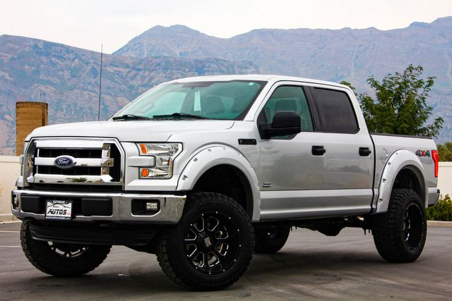2015 Ford F-150 FX4 Off-Road Sport 4x4 in American Fork, Utah 84003