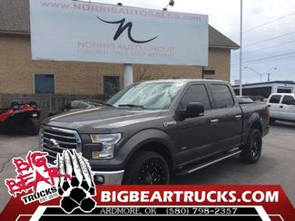 2015 Ford F-150 XLT   Ardmore, OK   Big Bear Trucks (Ardmore) in Ardmore OK