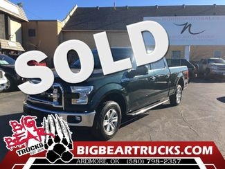 2015 Ford F-150 XLT w/HD Payload Pkg | Ardmore, OK | Big Bear Trucks (Ardmore) in Ardmore OK