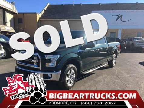 2015 Ford F-150 XLT w/HD Payload Pkg | Ardmore, OK | Big Bear Trucks (Ardmore) in Ardmore, OK