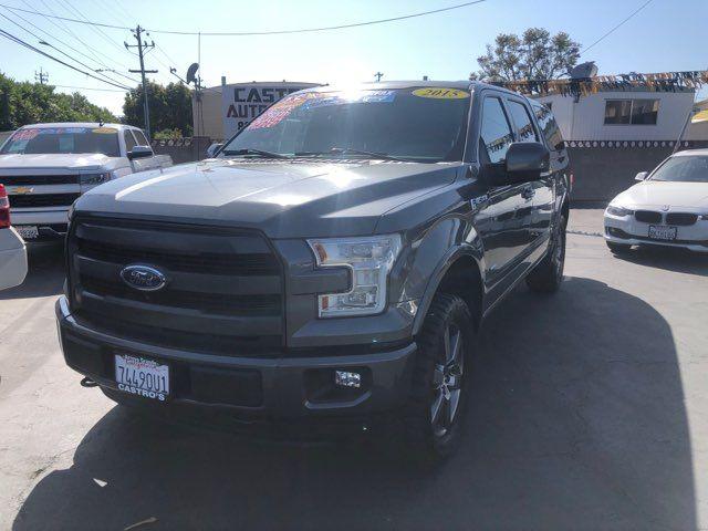 2015 Ford F-150 Lariat in Arroyo Grande, CA 93420