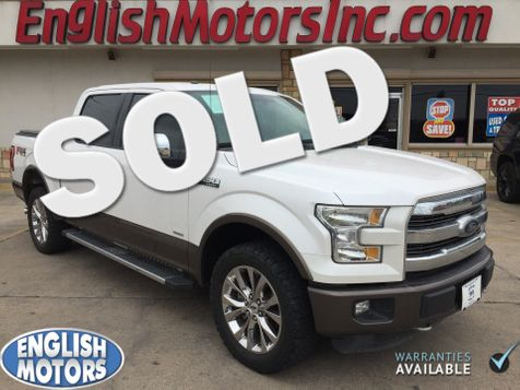 2015 Ford F-150 Lariat in Brownsville, TX