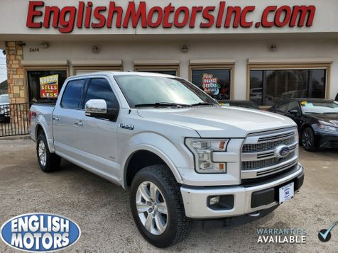 2015 Ford F-150 Platinum in Brownsville, TX