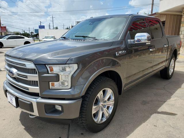 2015 Ford F-150 Platinum in Brownsville, TX 78521