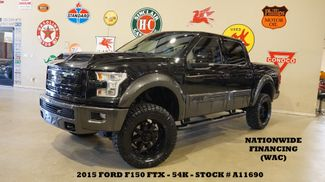 2015 Ford F-150 Lariat TUSCANY FTX 4X4,LIFT,PANO ROOF,360 CAM,54K in Carrollton, TX 75006
