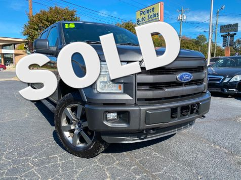 2015 Ford F-150 Lariat in Charlotte, NC