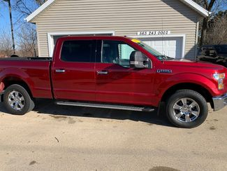 2015 Ford F-150 XLT w/HD Payload Pkg in Clinton, IA 52732