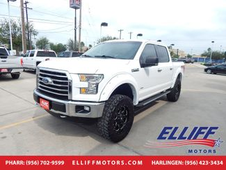 2015 Ford F-150 Crew Cab XLT FX4 in Harlingen, TX 78550
