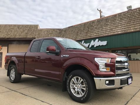 2015 Ford F-150 Lariat in Dickinson, ND
