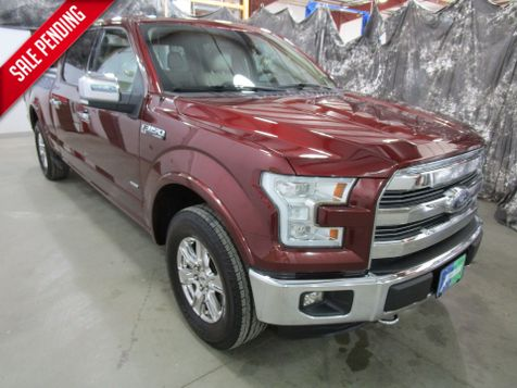 2015 Ford F-150 Lariat  6.5 foot box in Dickinson, ND