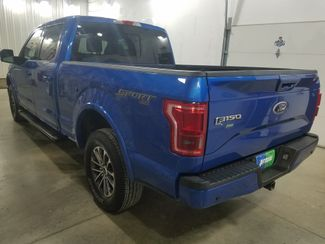 2015 Ford F-150 Lariat Crew  Sport  Dickinson ND  AutoRama Auto Sales  in Dickinson, ND