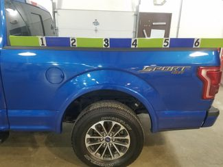 2015 Ford F-150 Lariat Crew  Sport 4x4  Dickinson ND  AutoRama Auto Sales  in Dickinson, ND