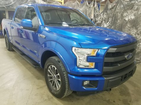2015 Ford F-150 Lariat Crew  Sport 4x4 in Dickinson, ND