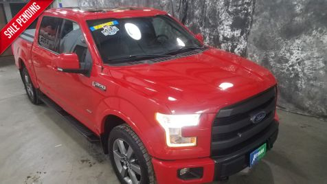 2015 Ford F-150 Lariat FX4  1 Owner  in Dickinson, ND