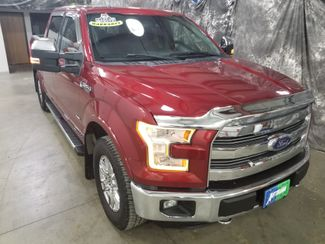 2015 Ford F-150 Supercrew 4x4 in Dickinson, ND